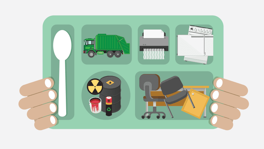 Menu: Commercial Waste Services in London