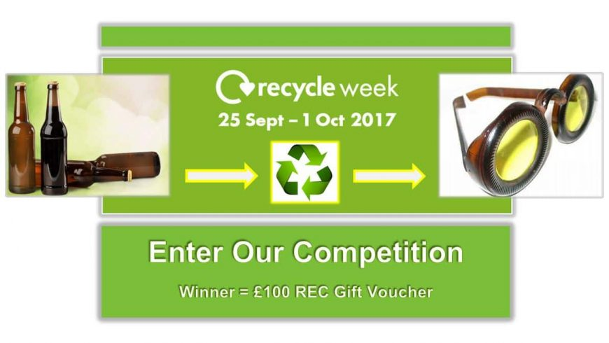 Get Involved In Recycle Week 2017