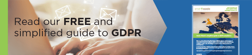 free gdpr simplified guide banner enviro waste