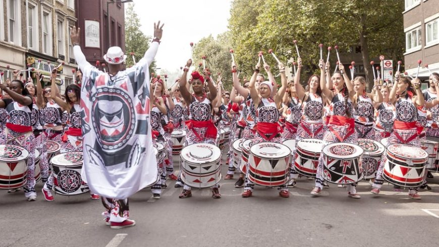 Notting Hill Carnival: What Happens To The Waste?