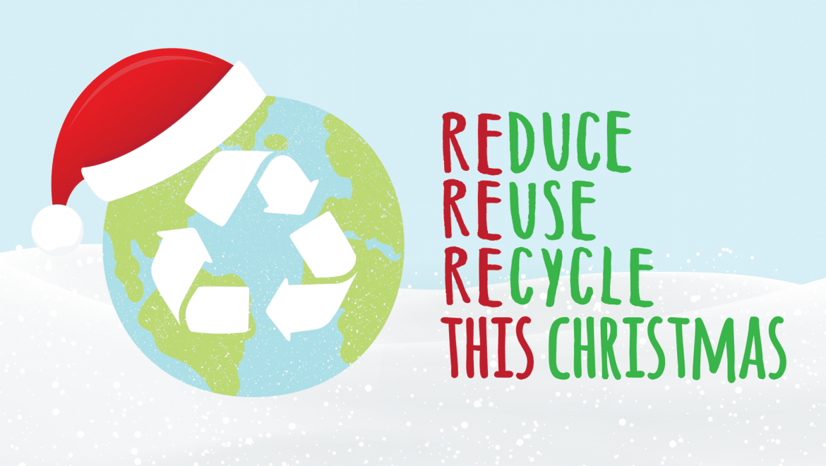 Reduce, Reuse, Recycle this Christmas