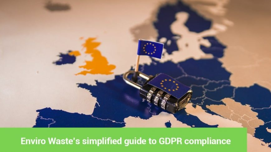 FREE Enviro Waste GDPR Simplified Guide