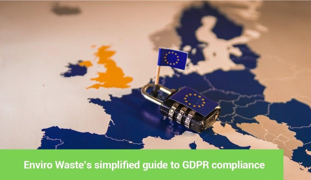 FREE Enviro Waste GDPR Simplified Guide