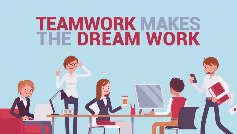 Office Clearances: Teamwork Makes the Dream Work