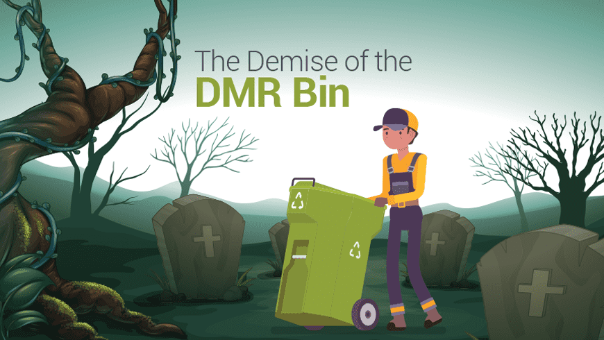 The Demise of the DMR Bin