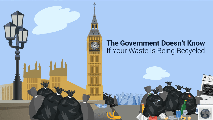 The Government Doesn't Know If Your Waste Exports Are Being Recycled