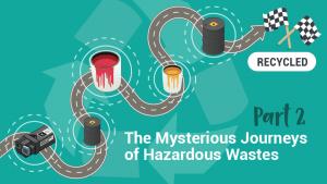 mysterious journeys hazardous waste part two