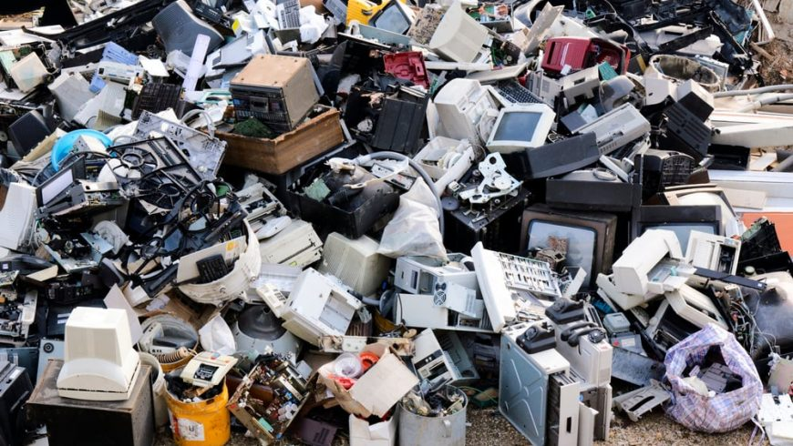 The importance of recycling your electronic waste